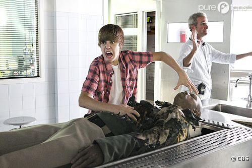 Justin Bieber de retour dans Les Experts !
