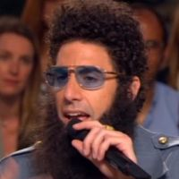 Sacha Baron Cohen : The Dictator retourne le Grand Journal (VIDEO)