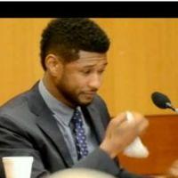 Usher : un papa en larmes au tribunal (VIDEO)