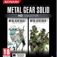 Metal Gear Solid HD : la collection inédite débarque sur PS Vita !