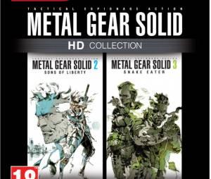 Découvrez les nouvelles versions deux jeux MGS le 28 juin prochain