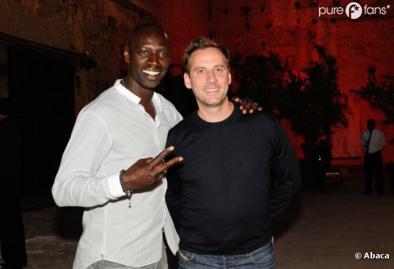 Omar Sy et Fred Testo raccrochent !