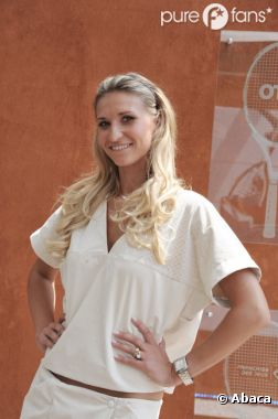 Tatiana Golovin magnifique