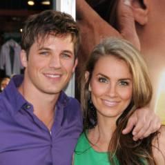 90210 : Matt Lanter s'est fiancé à Paris !