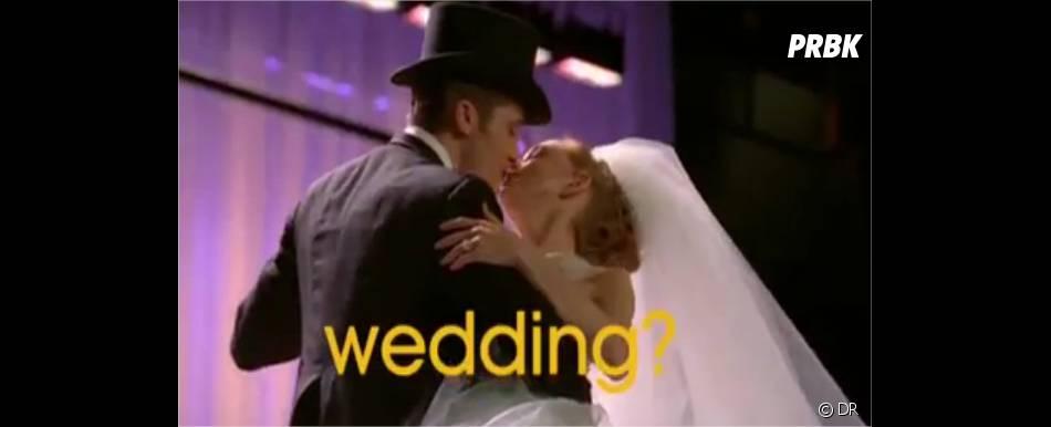 Un mariage au programme