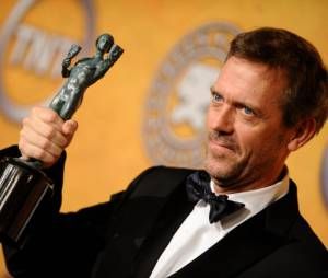 Hugh Laurie tente une carrière au cinéma