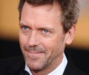 Hugh Laurie, fini Dr House