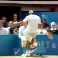 David Nalbandian au Queens : en mode hooligan, il fracasse un arbitre ! (VIDEO)