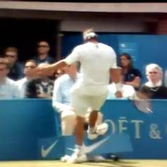 David Nalbandian au Queens : en mode hooligan, il fracasse un arbitre ! (VIDEO)