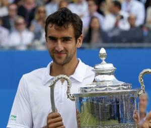 Marin Cilic remporte le tournoi du Queen's
