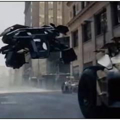 Dark Knight Rises : un nouveau spot TV EXPLOSIF !