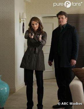 Le meurtre de la mère de Kate toujours un danger pour Beckett et Castle