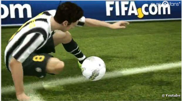 Fifa 13 : des gestes défensifs sublimes