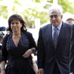 """Anne Sinclair et DSK : divorce et ironie sur Twitter, """"il l'aurait trompée. Dingue"""""""