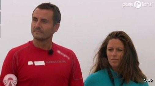 Frédéric et Jessica arrivent derniers