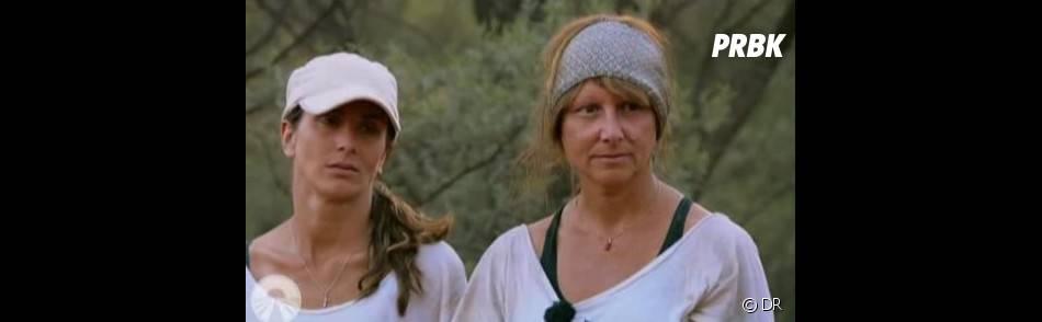 Marcelle et Nicole pensaient arriver dernières au trek