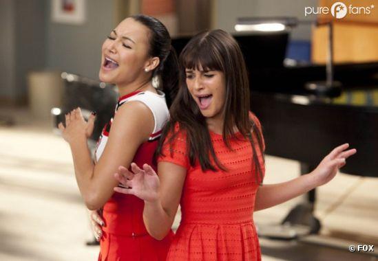 Rachel et Santana bientôt rassemblées à New York ?