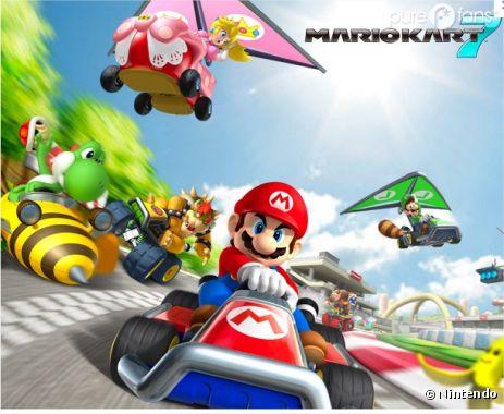 Gare au piratage sur Facebook ! Mario Kart n'existe pas !
