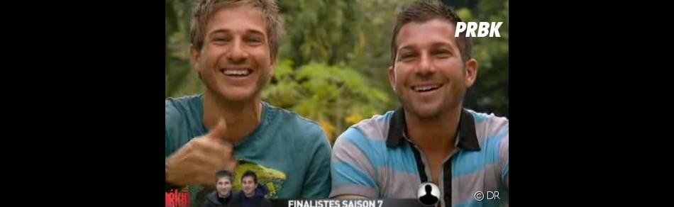 Ludovic et Samuel prévoient de tourner un épisode d'une émission de télévision.