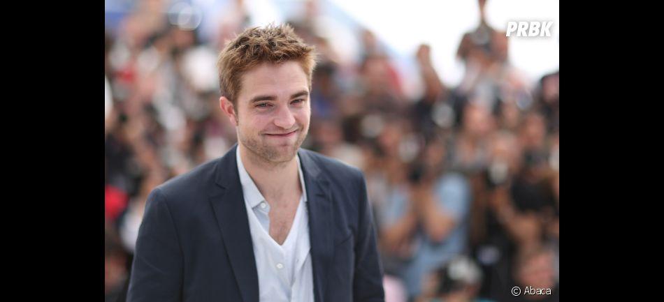 Robert Pattinson papa, c'est pas pour demain !