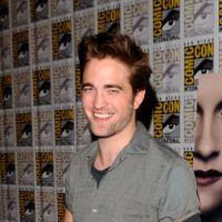 Robert Pattinson : dur dur d'être papa dans Twilight !
