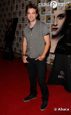 Robert Pattinson a dû porter une perruque pour Twilight 5 !