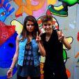 Selena et Justin ont bien profité à Tokyo