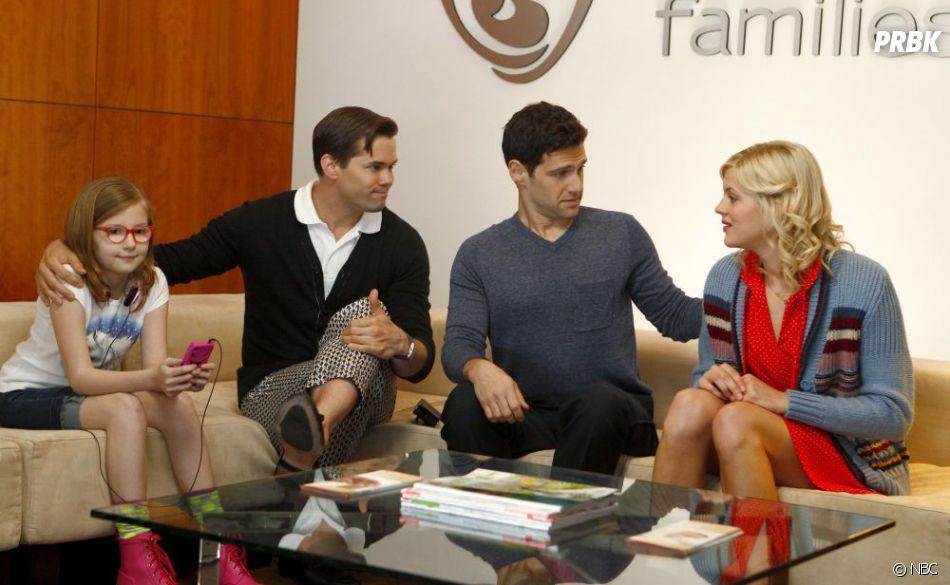 The New Normal arrive le 11 septembre 2012 sur NBC aux US