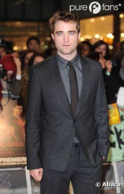 Robert Pattinson choqué, il se remet au travail !