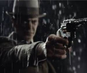 Nucky en mode gangster !