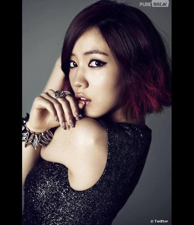 Hwayoung virée des T-ara !
