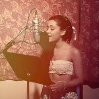 Ariana Grande : Die In Your Arms, son incroyable reprise de Justin Bieber (VIDEO)