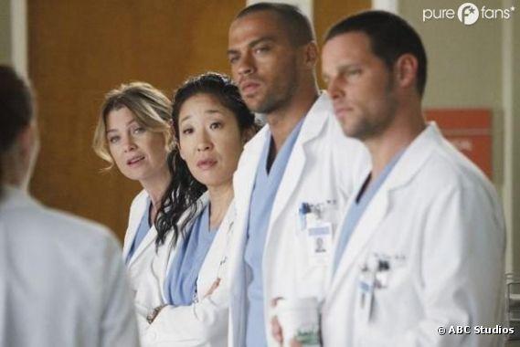 Grey's Anatomy saison 8, l'année de l'amour et des romances !