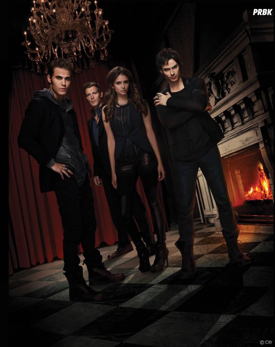 Vampire Diaries saison 4 arrive le 11 octobre aux US
