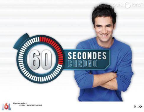 60 secondes chrono de retour sur M6 cet automne !