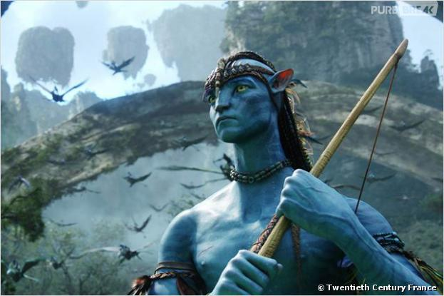 Avatar se prend une veste par le BFI