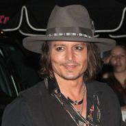 Johnny Depp sans Vanessa Paradis : première sortie en mode cadavre après son divorce ! (PHOTOS)