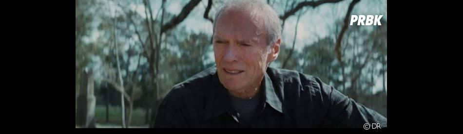 Clint Eastwood signe son grand retour en tant qu'acteur !