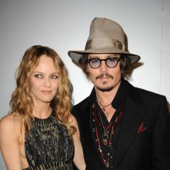 Vanessa Paradis et Johnny Depp toujours proches malgré la rupture !