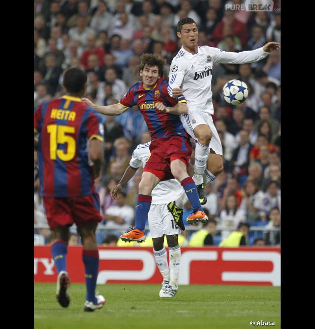 Cristiano Ronaldo plus fort que Lionel Messi ?
