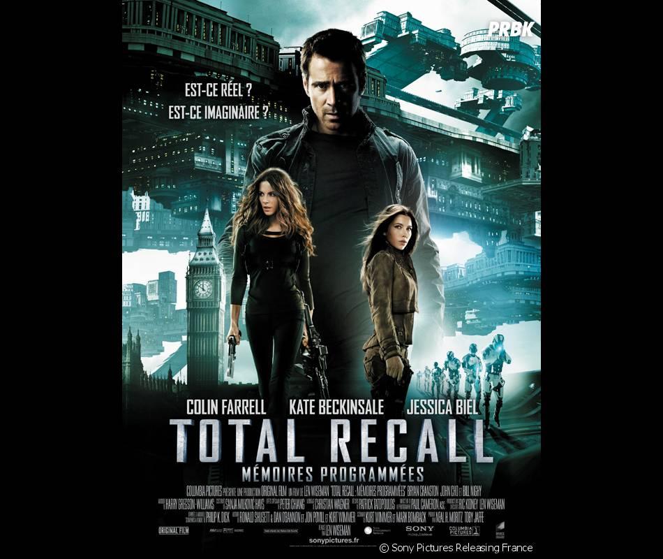 Total Recall signe le 9ème meilleur démarrage de l'année