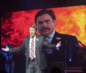 Will Ferrell et Zach Galifianakis face à face dans Moi, député !
