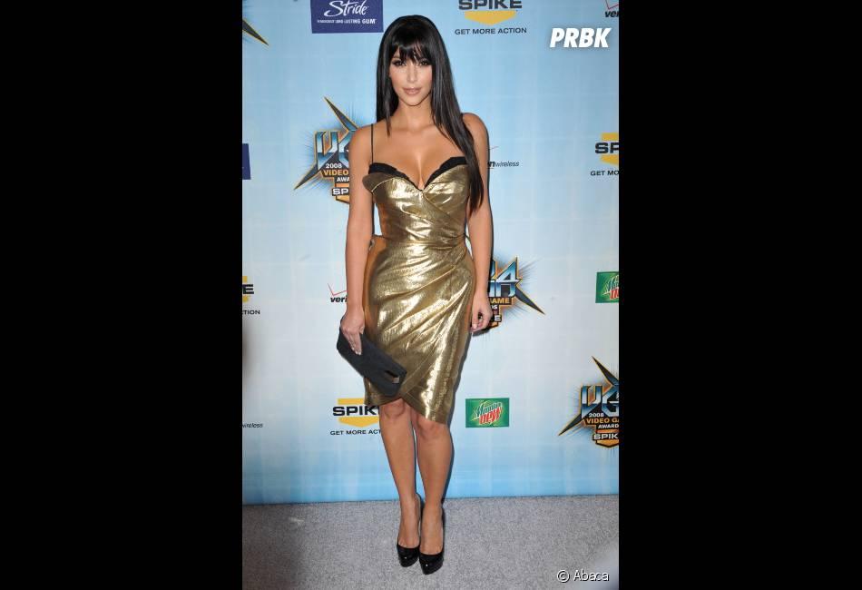 KIm Kardashian est toujours très sexy !