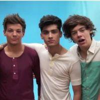 One Direction : une annonce importante pour leurs fans (VIDEO)