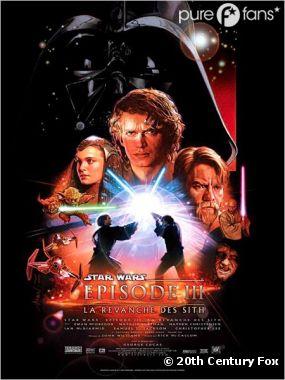 Star Wars : Episode 3 revient en 3D !
