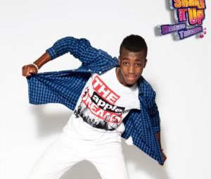 Jovany est l'un des candidats de Shake It Up Dance Talents