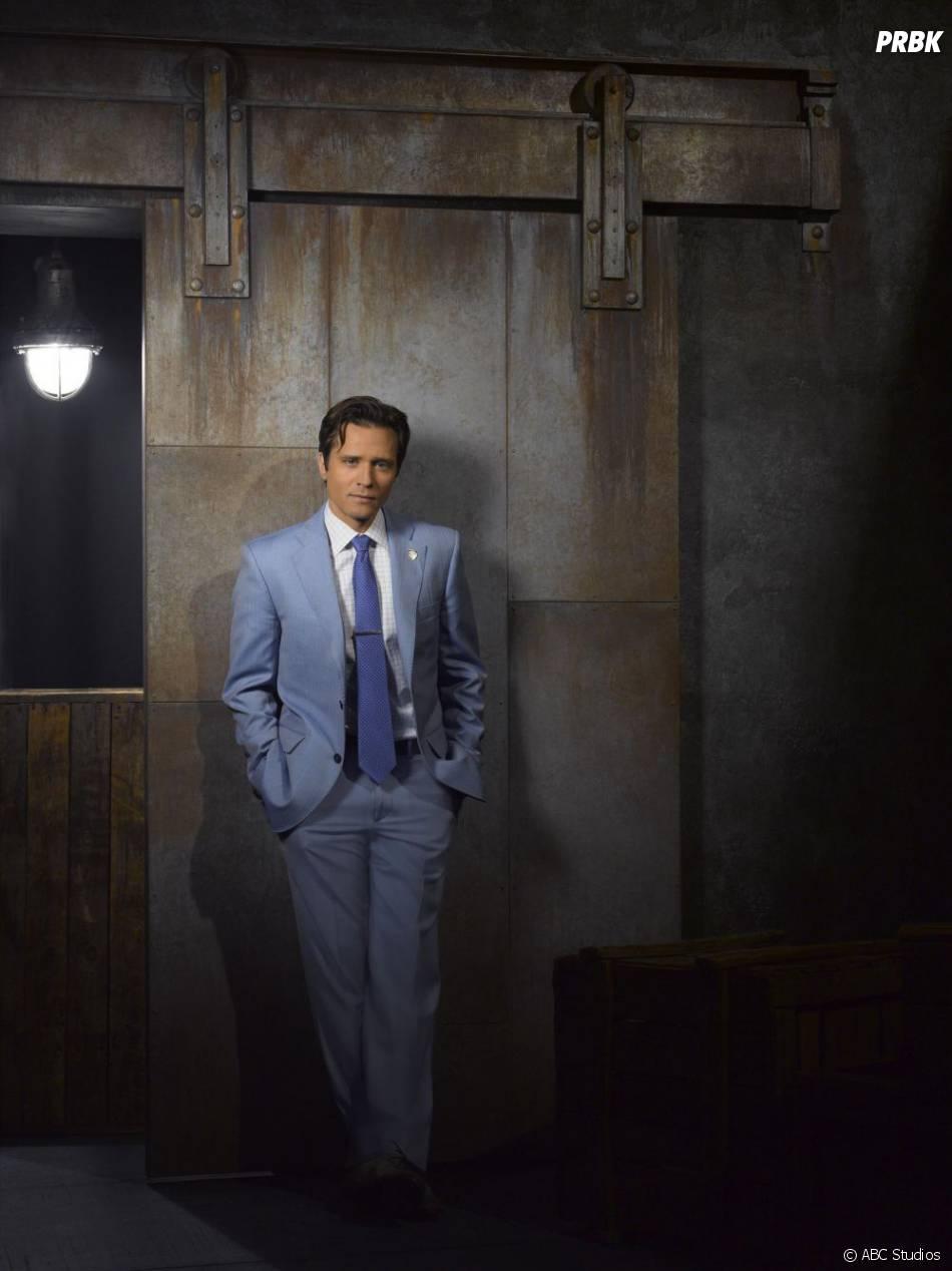 Photo promo de Seamus Dever pour la saison 5 de  Castle