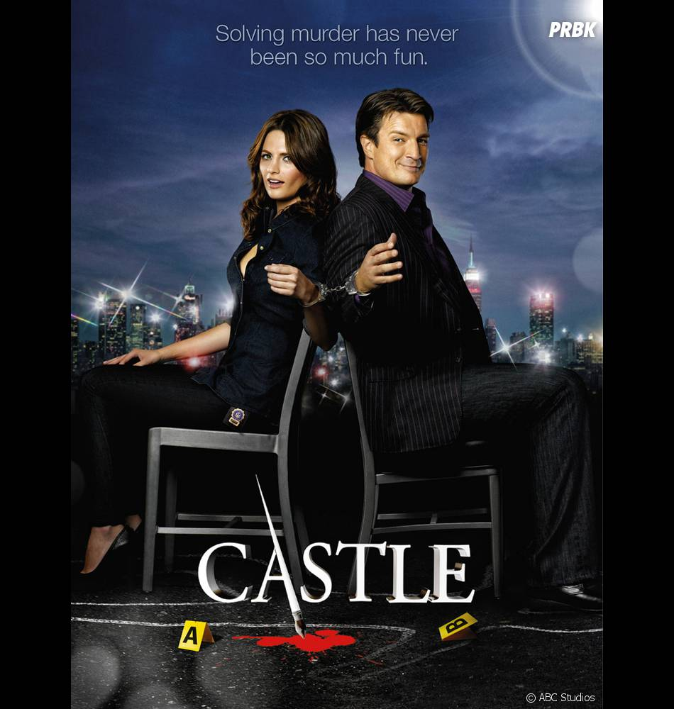 Castle et Beckett déjà menottés pour la saison 3