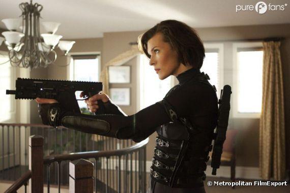 Resident Evil : Retribution, numéro 1 du box-office US