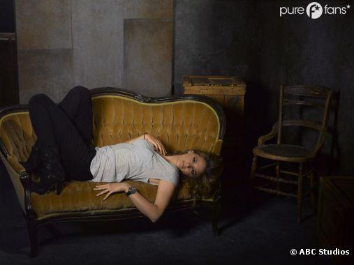 Beckett so sexy dans la saison 5 de Castle